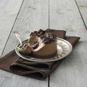 cremige Schokolade