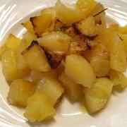 Gebackenen Kartoffeln
