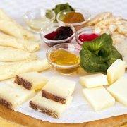 Gemischter Käse