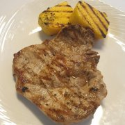grilled chop