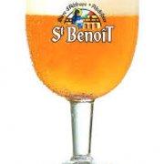 sainT bennoit supreme blonde double malt beer