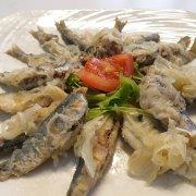 Sardines in saore