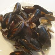 Sautéed with mussels and clams