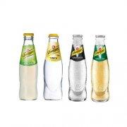 soft drinks in a bottle