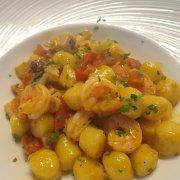 boulettes de fruits de mer
