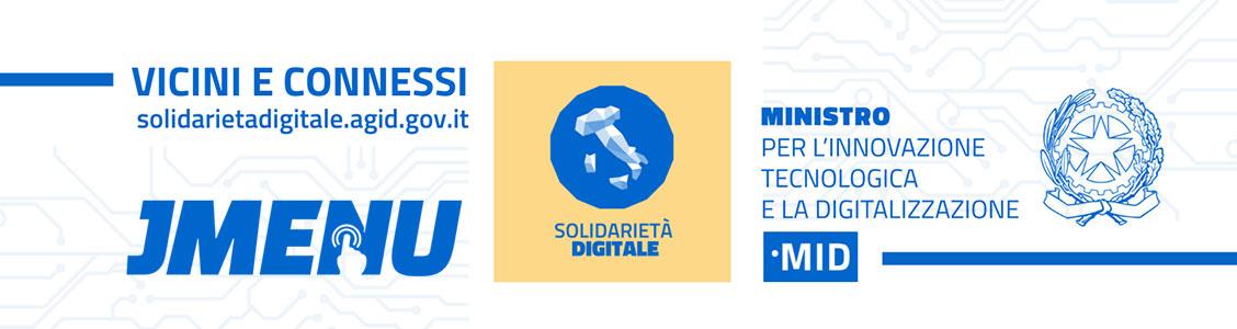 Jmenu Food Delivery Solidarietà Digitale
