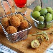 Olive all'Ascolana tradizionali