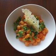 Gnocchetti with cherry tomatoes