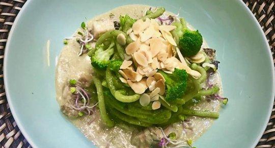 Ruvidelli agli spinaci