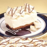 Mousse chantilly e torrone