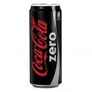 Coca Cola Zero in Lattina