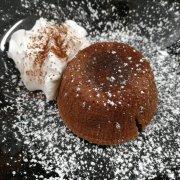 Tortino al cioccolato con cuore caldo