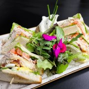 Club Sandwich pollo