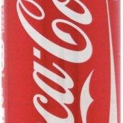 Coca cola Lattina
