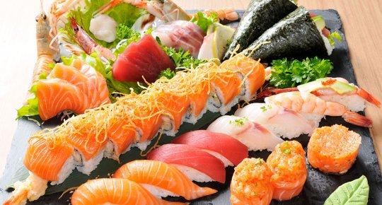Sushi Sashimi Big