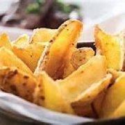 Patate Dippers con buccia