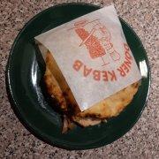 烤肉串意式薄饼菜单